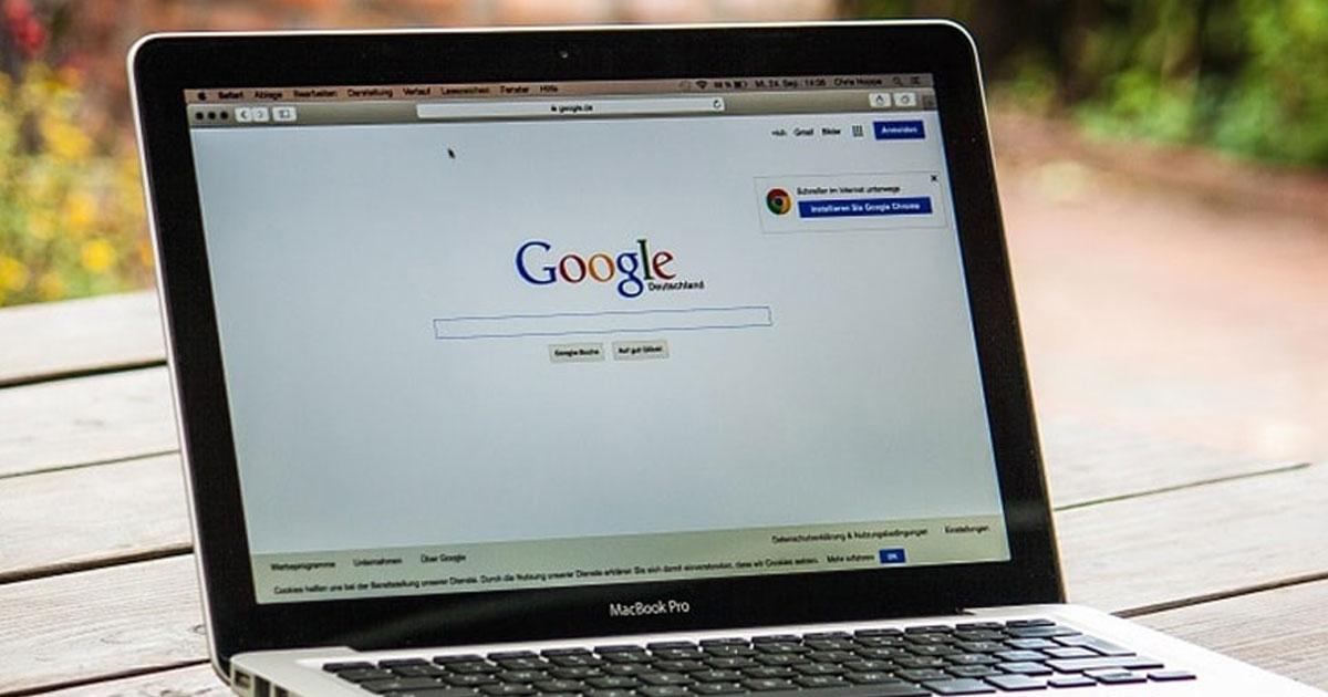 Google Suchverlauf löschen