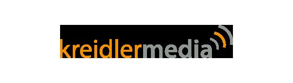Logo Referenzkunde kreidler media