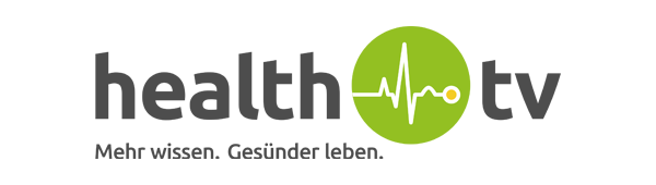 Logo Referenzkunde German Health tv GmbH