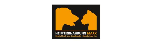Logo Referenzkunde Heimtiernahrung Marx